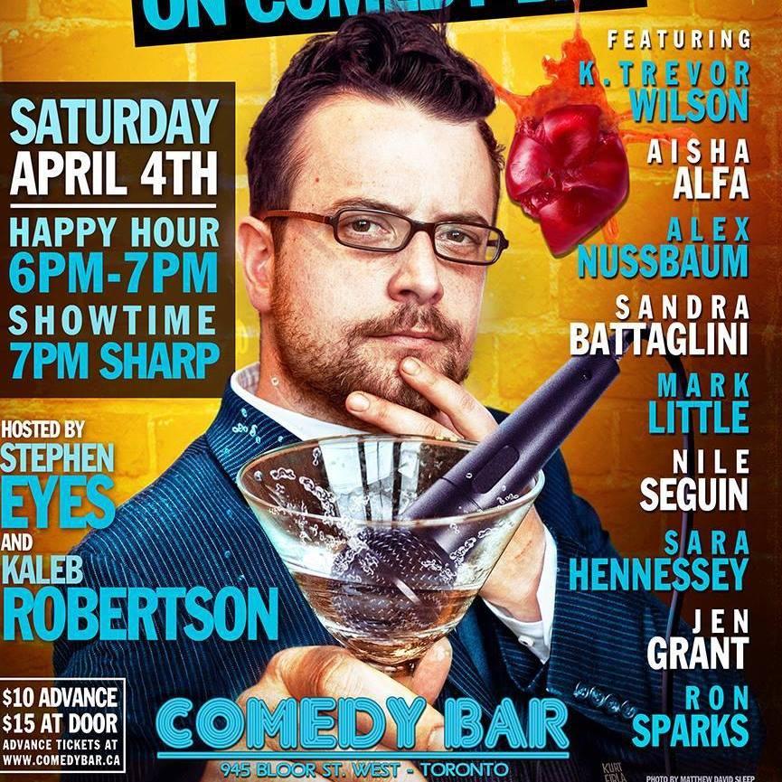 Eyes on Comedy - Apr 4 2015